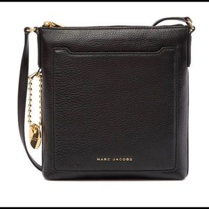24 Hour Sale!!! Leather NWT Marc Jacobs crossbody